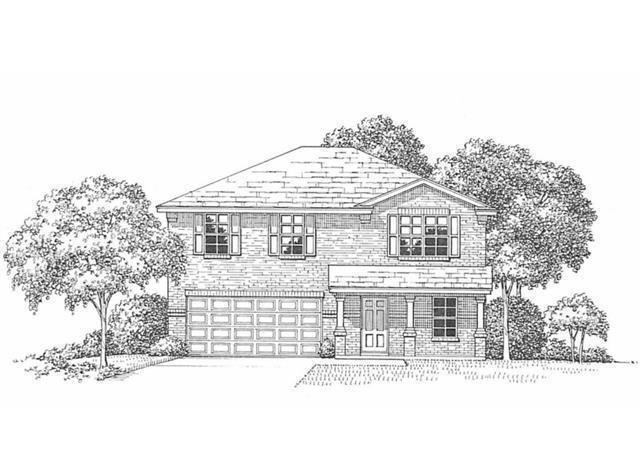 This Austin floorplan is a great use of space with 4 bedrooms.