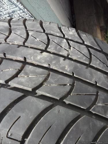 Tires Like New