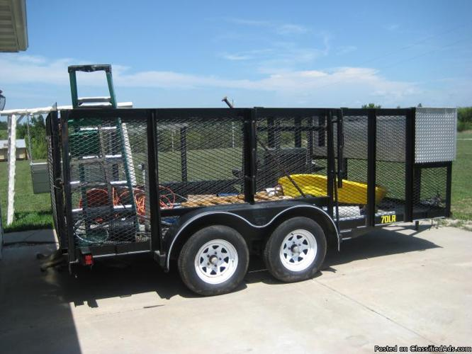 TRAILER BIGTEX 2004 - Price: 2550.00