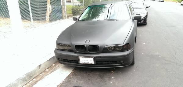Used 2003 BMW 530i For Sale ($6,650) Los Angeles, CA