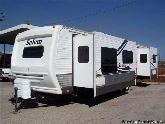 Used 2006 Forest River Salem Park Model travel trailer ...