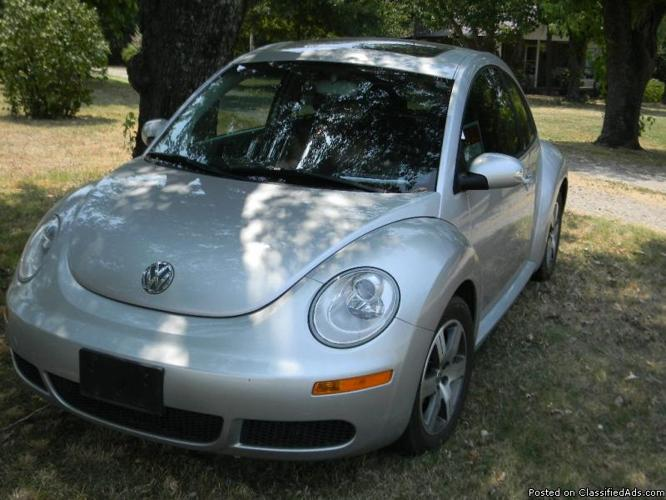 Volkswagen Beetle - Price: $12,500 firm