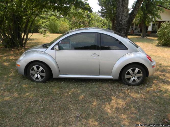 Volkswagen Beetle 2006 - Price: $12,000