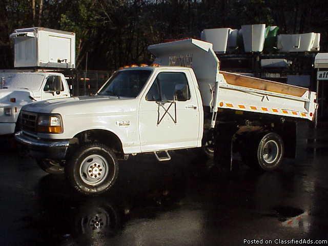 1996 ford f350 4x4 1 ton