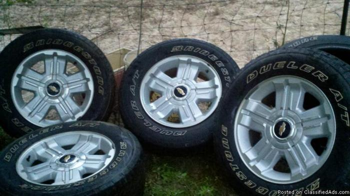wheels rims and tires - Price: 350