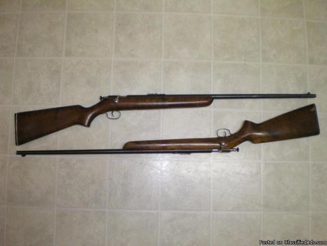 Winchester model 67 .22 l or lr - Price: $75.00