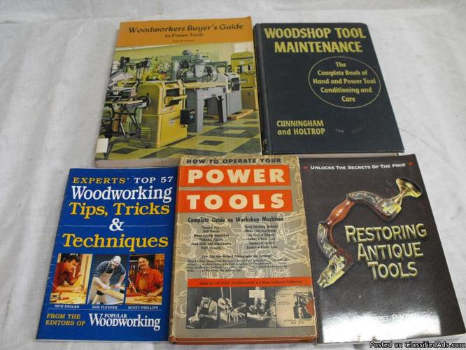 Woodworking Tools, Machines, Maintenance, Restoration and Tips (MMB)