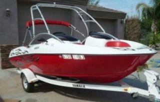 YAMAHA AR 210 Jet Boat