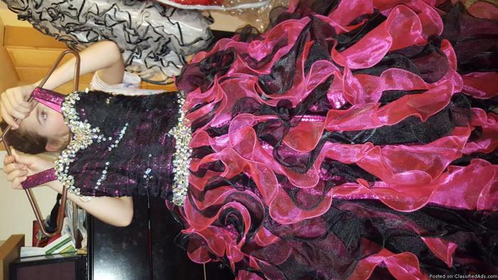 Youth Pageant Dresses