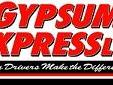 CLASS A TRUCK DRIVER / FLATBED DRIVER (TRANSPORTATION & TRUCKING)  Gypsum Express Ltd, Shoals, IN Terminal  Job Description  COMPANY DRIVER  What will you be doing? In this role you will haul flatbed freight primarily throughout